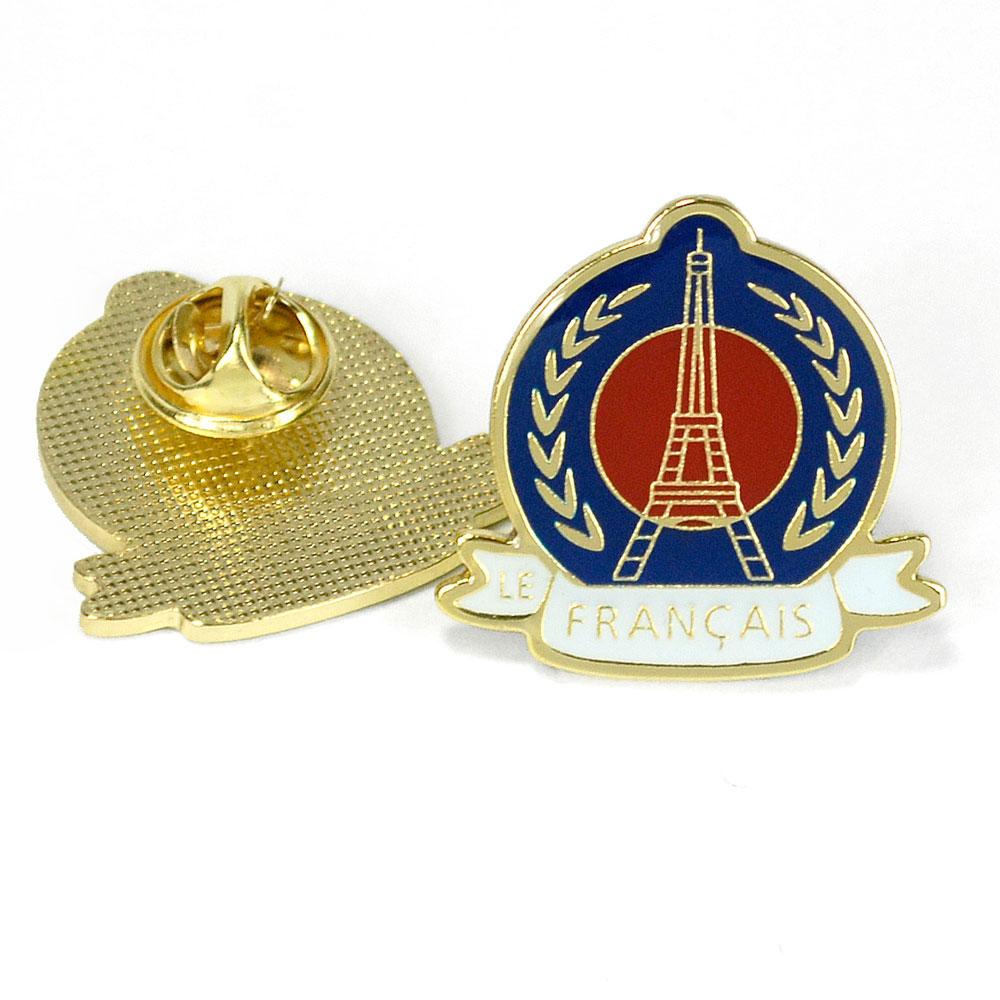 Le Français Enhanced® Pin