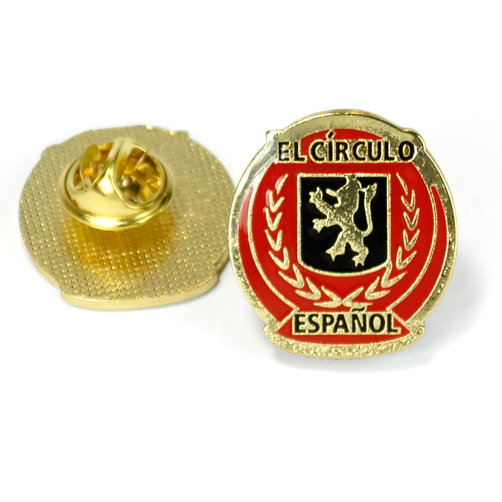 Spanish Club Enhanced® Pin
