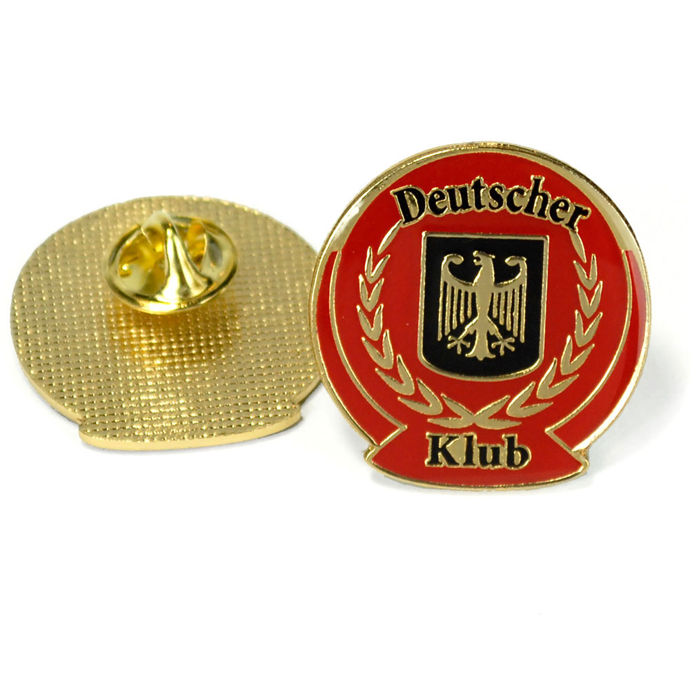 German Club Enhanced® Pin