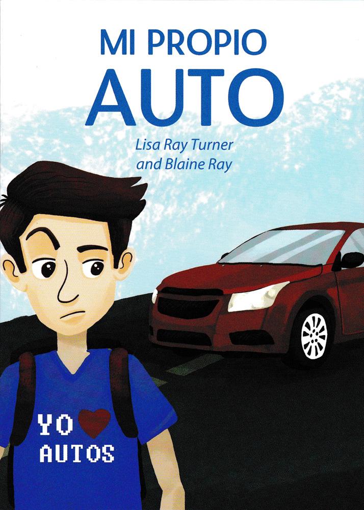 Mi propio auto Spanish Level 2 Reader