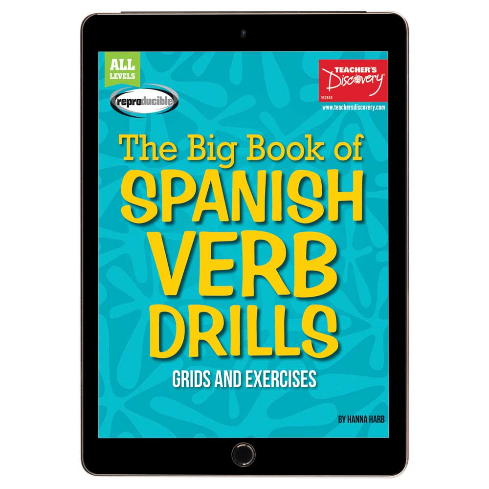 The Big Book of Spanish Verb Drills