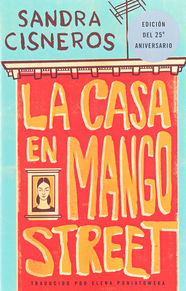 La casa en Mango Street Spanish Book