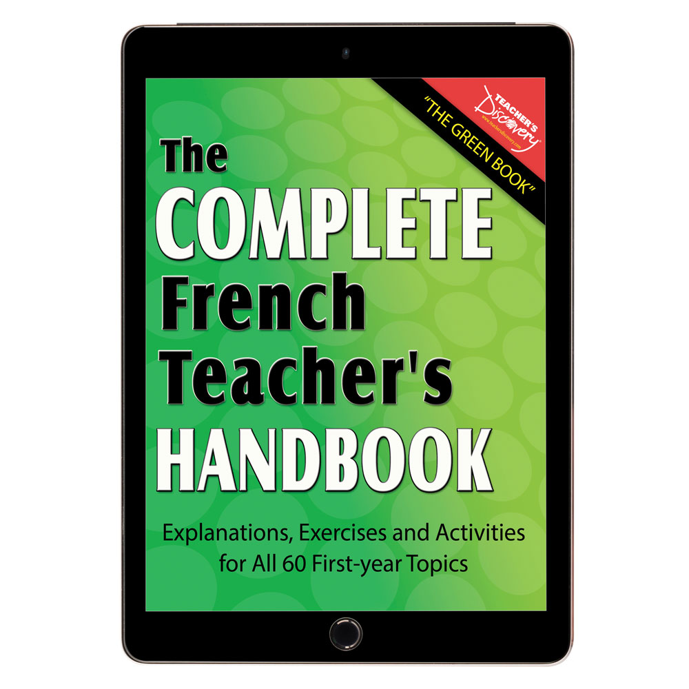 The Complete French Teacher's Handbook