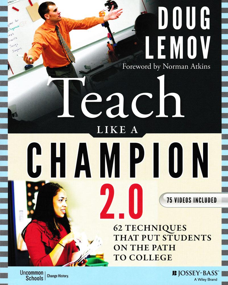 Teach Like a Champion 2.0 Book