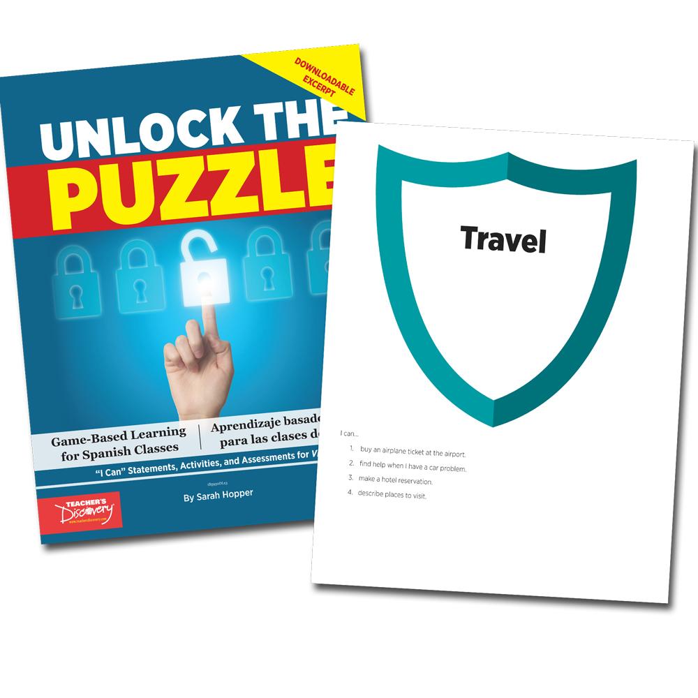 Unlock the Puzzle: Viajes - Book Excerpt Download
