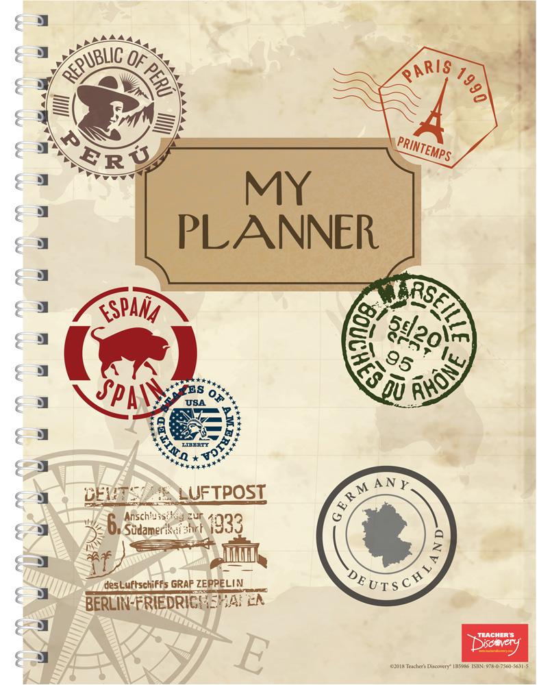My Planner for World Language Teachers - My Planner for World Language Teachers