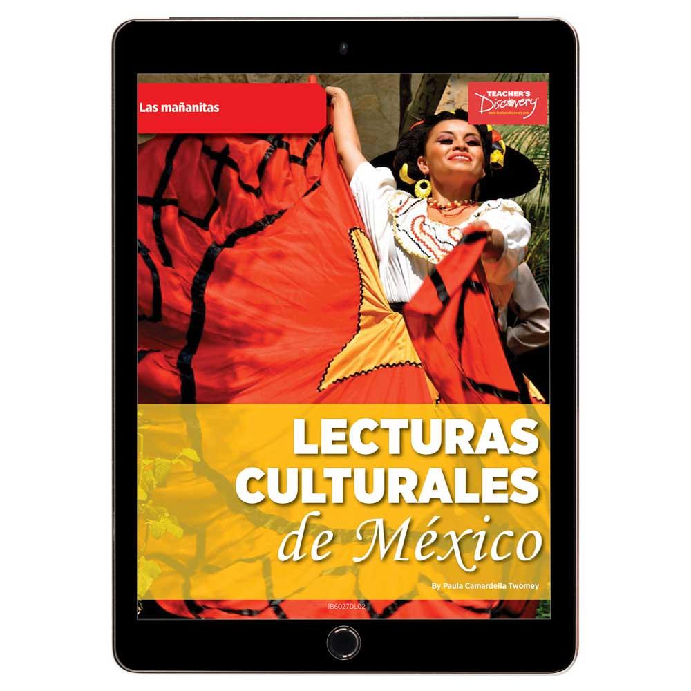Lecturas culturales de México: Las mañanitas Book Excerpt Download