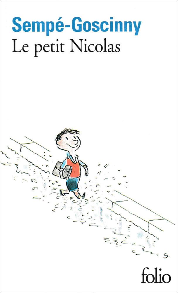Le petit Nicolas French Book