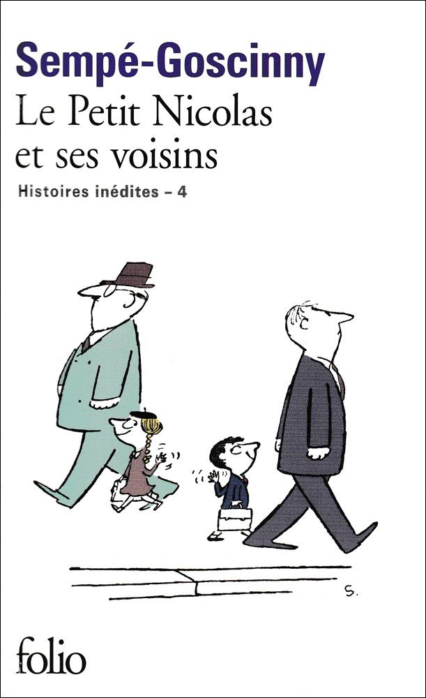 Le petit Nicolas et ses voisins French Book