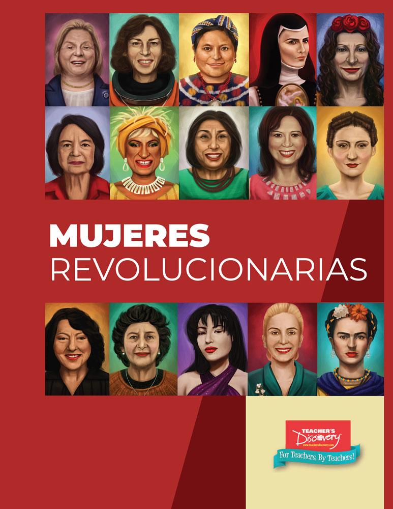 Mujeres revolucionarias Book