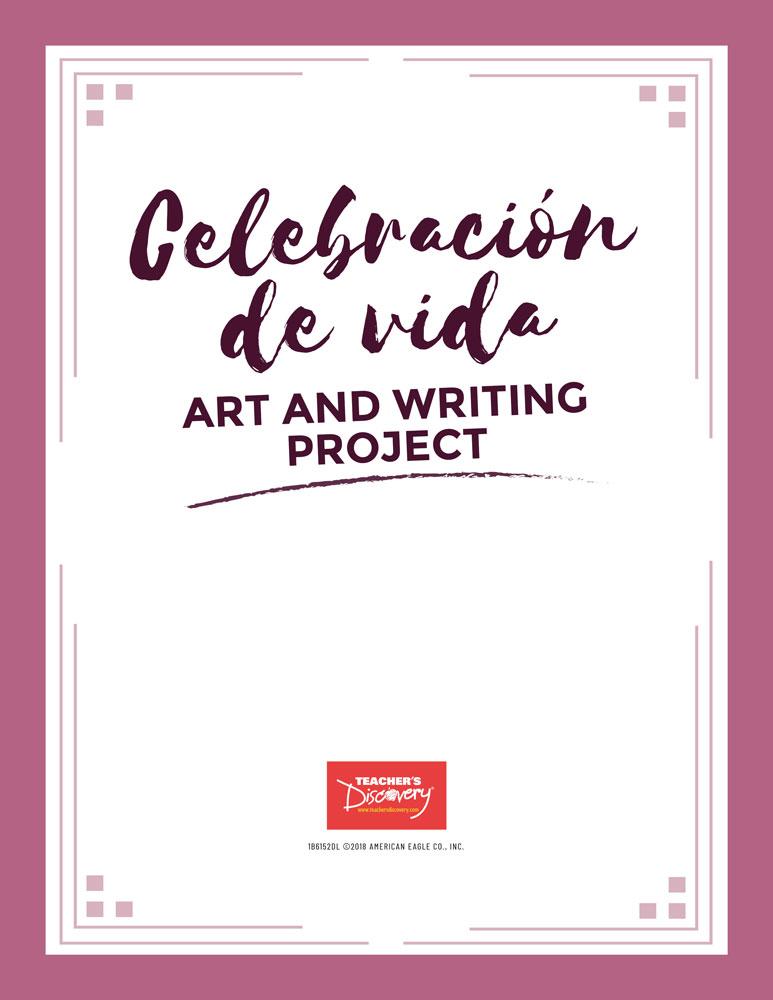 Celebración de vida Art and Writing Project Download