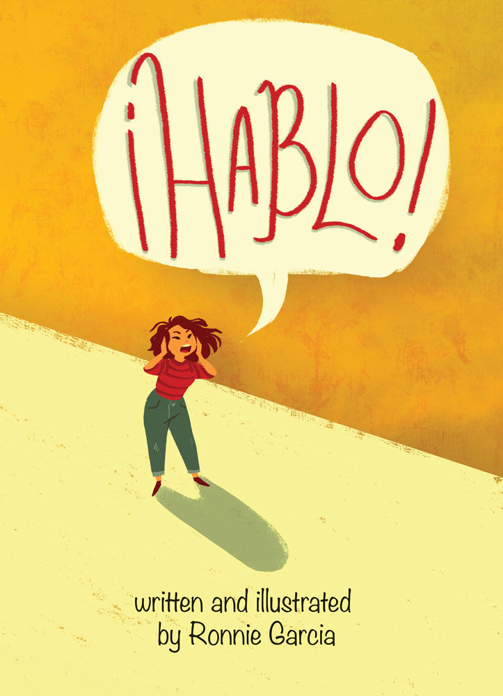 ¡Hablo! Wordless Picture Book