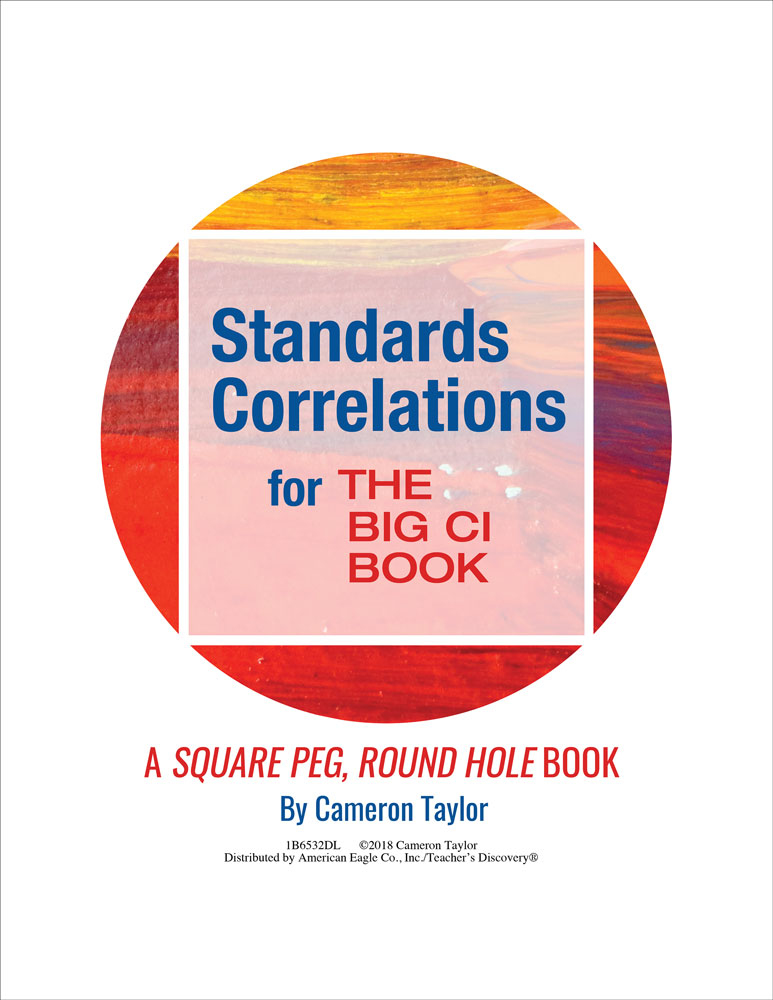 Standards Correlations for The Big CI Book - Download