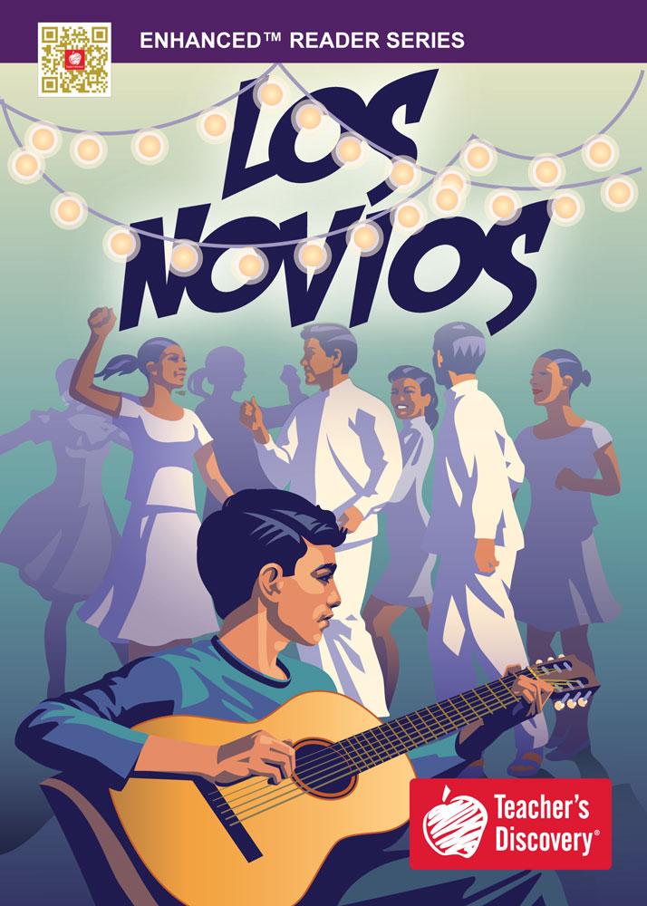 Los novios Spanish Level 1 Enhanced® Reader
