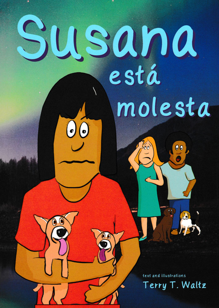 Susana está molesta Spanish Level 1 Reader