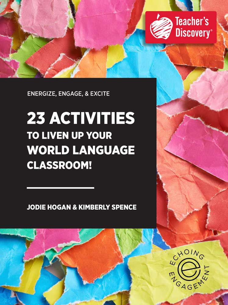 23 Activities to Liven Up Your World Language Classroom Book