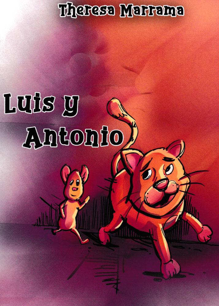 Luis y Antonio Spanish Level 1 Reader