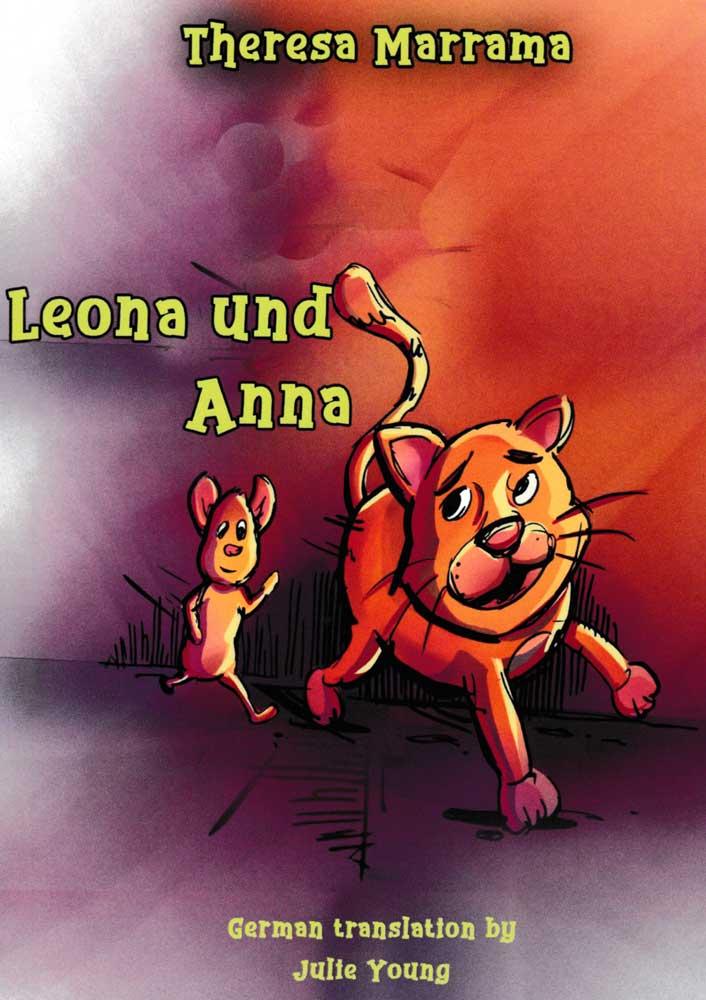 Leona und Anna German Level 1 Reader