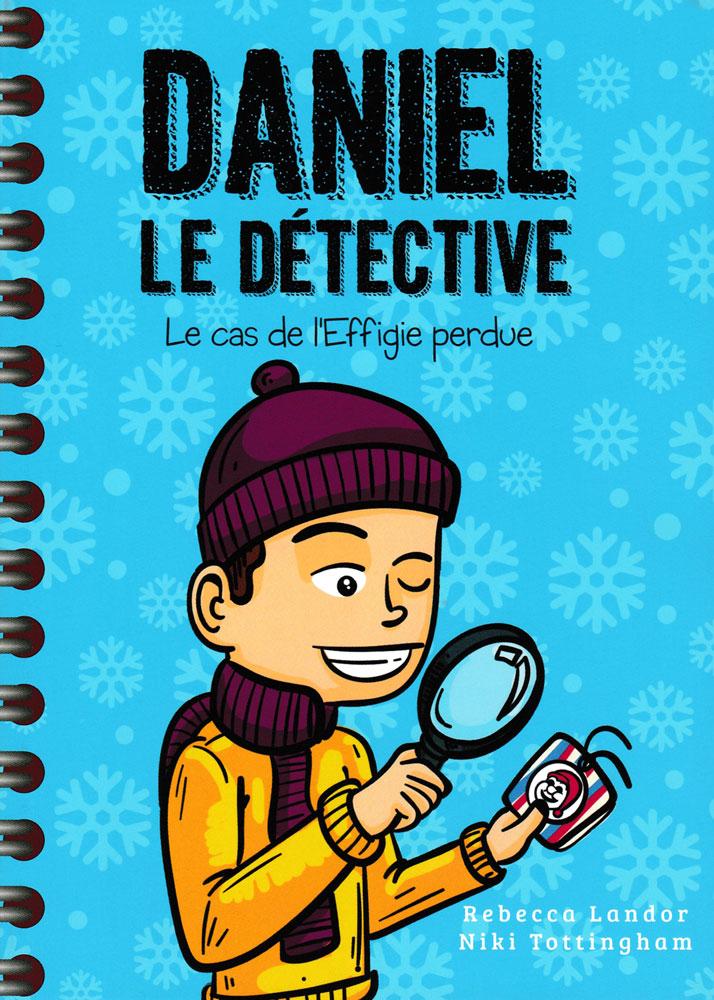 Daniel le détective French Level 1 Reader