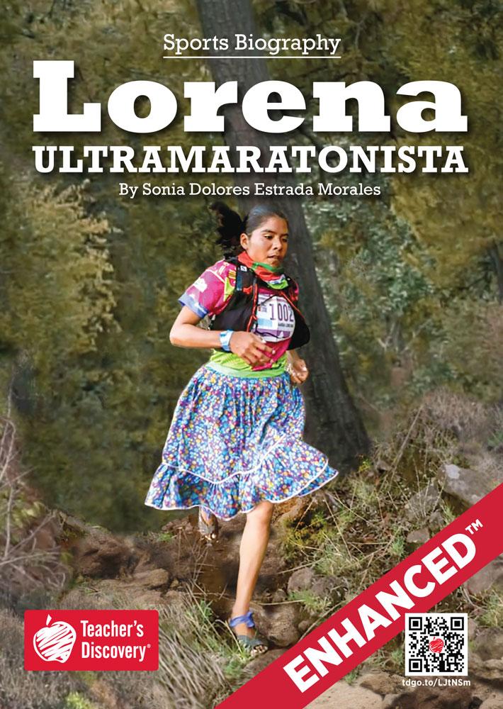 Lorena Ultramaratonista Spanish Level 1 Enhanced® Reader
