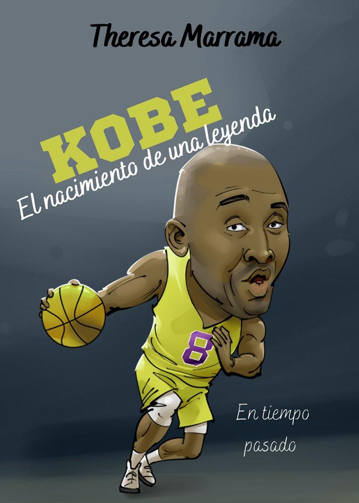 Kobe: El nacimiento de una leyenda (en tiempo presente) Spanish Level 1–2 Reader