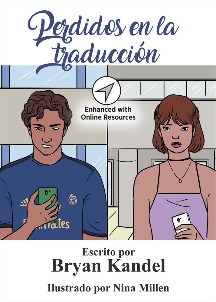Perdidos en la traducción Spanish Level 1 Reader