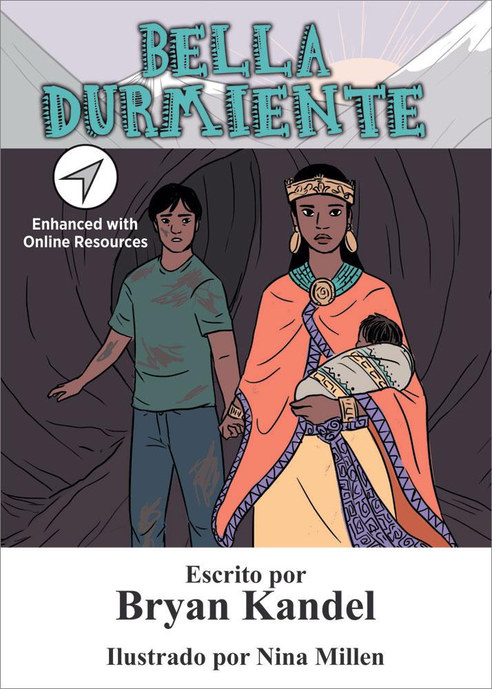 Bella durmiente Spanish Level 4 Reader