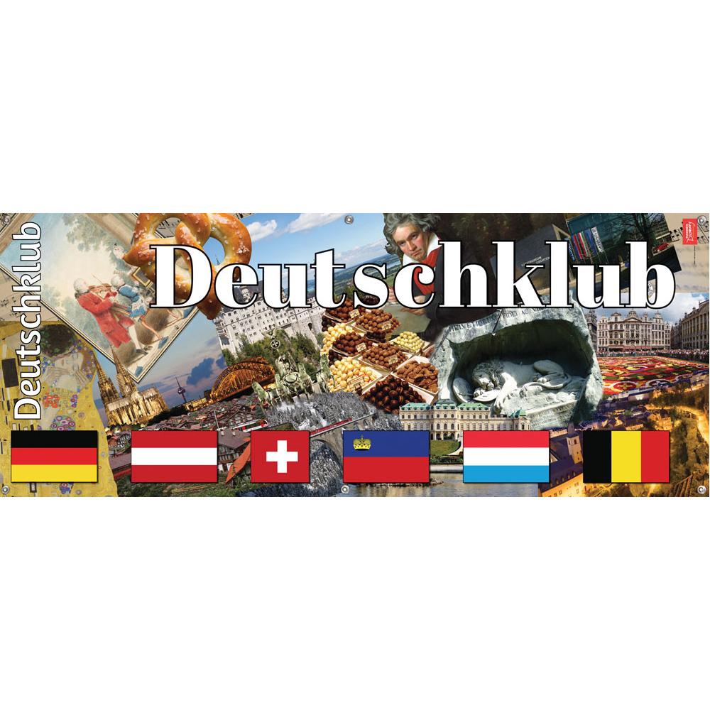 German Club Banner