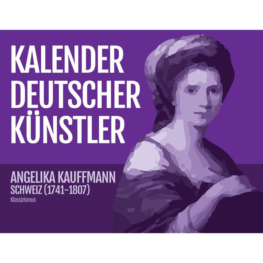 Kalender deutscher Künstler