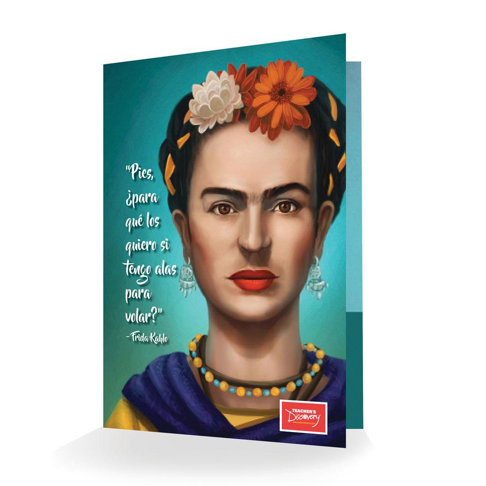 Frida Kahlo Folder