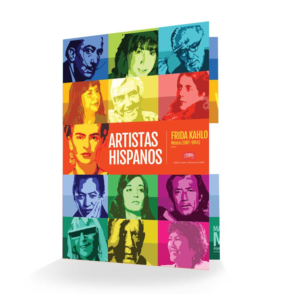 Artistas hispanos Folder