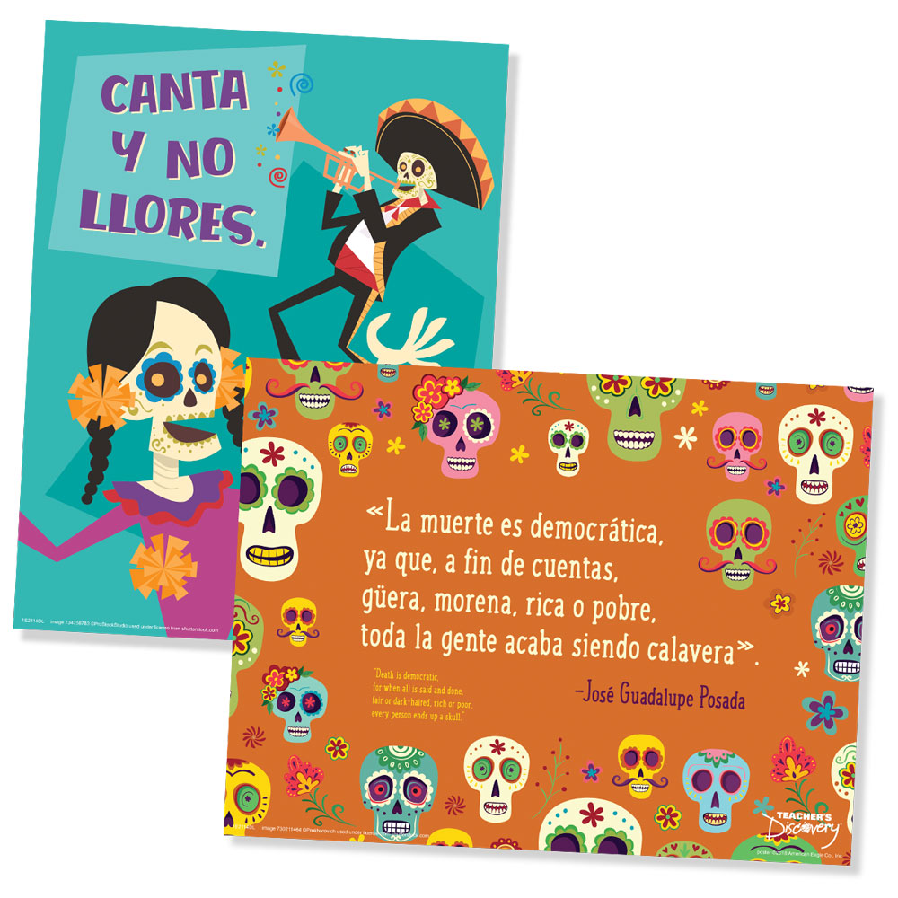 Day of the Dead Printable Posters Download
