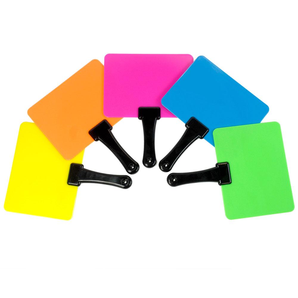 Neon Double-Sided Whiteboard