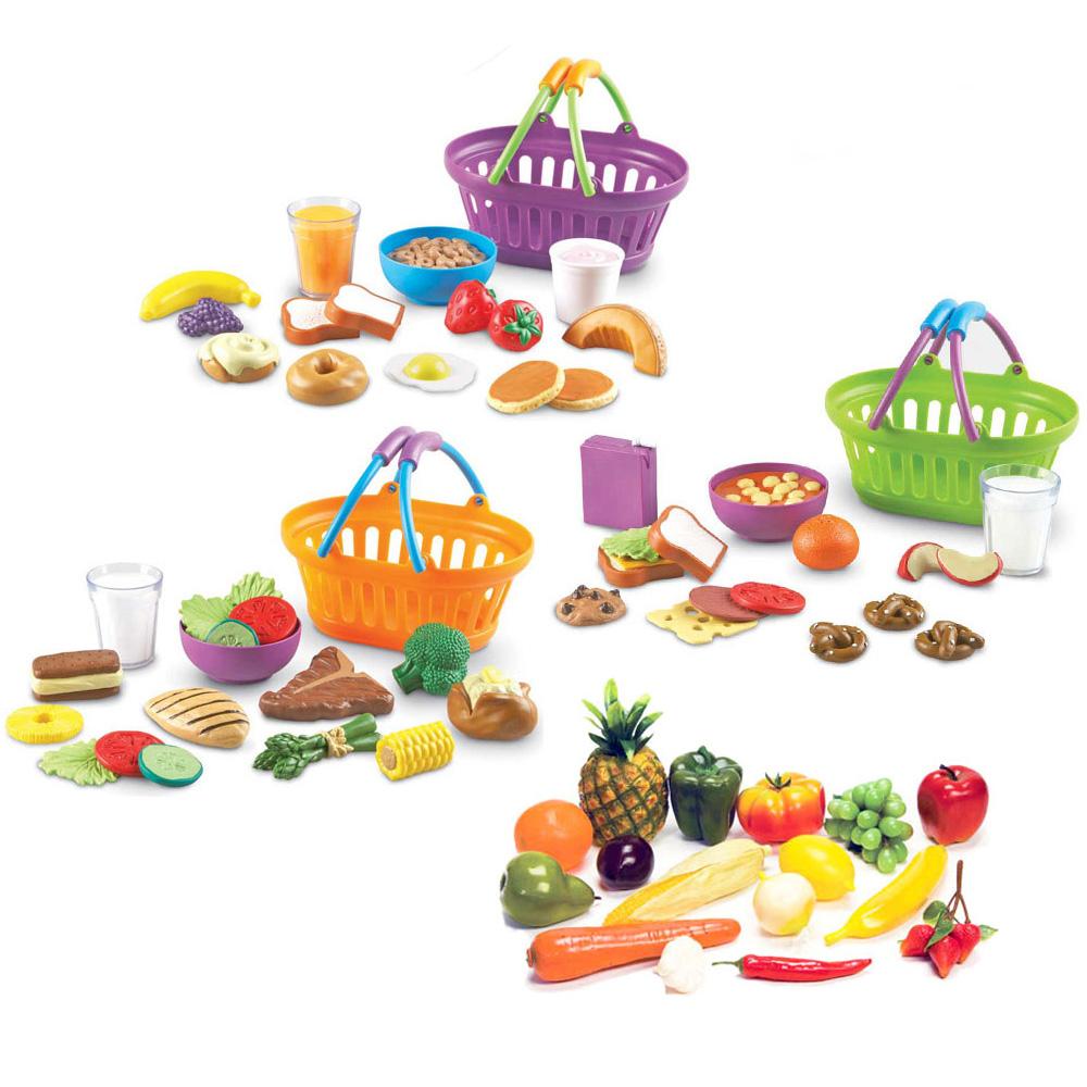Food Basket Set For Spanish
