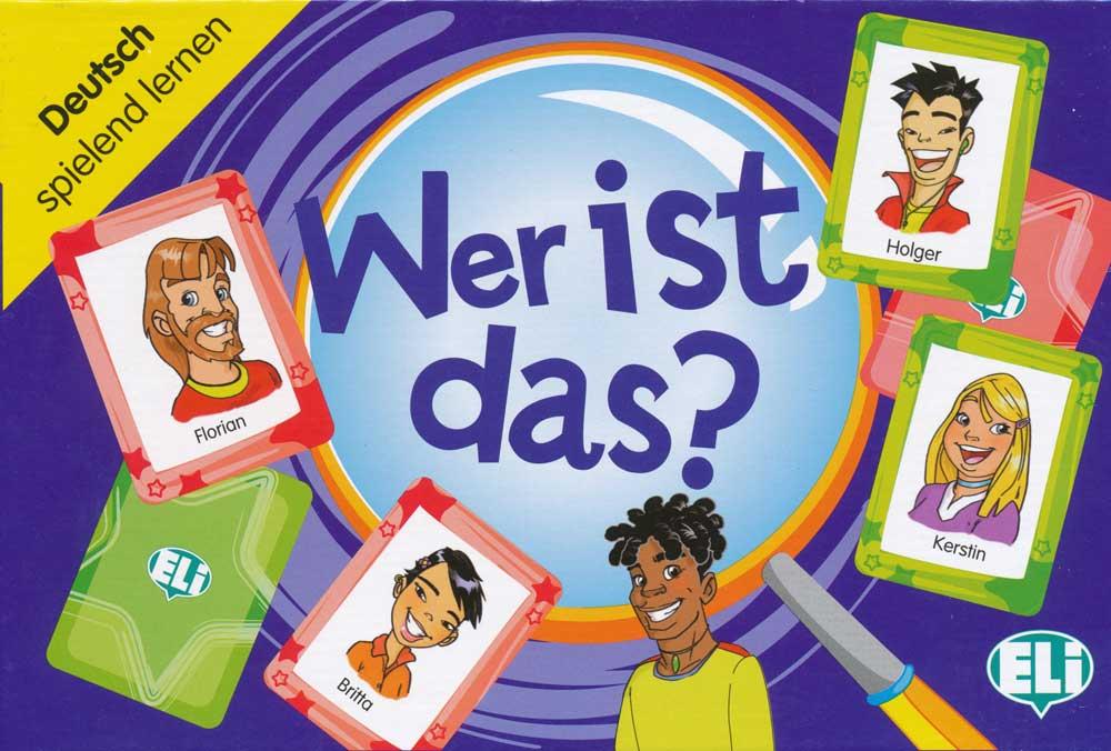Wer ist das? German Question Game