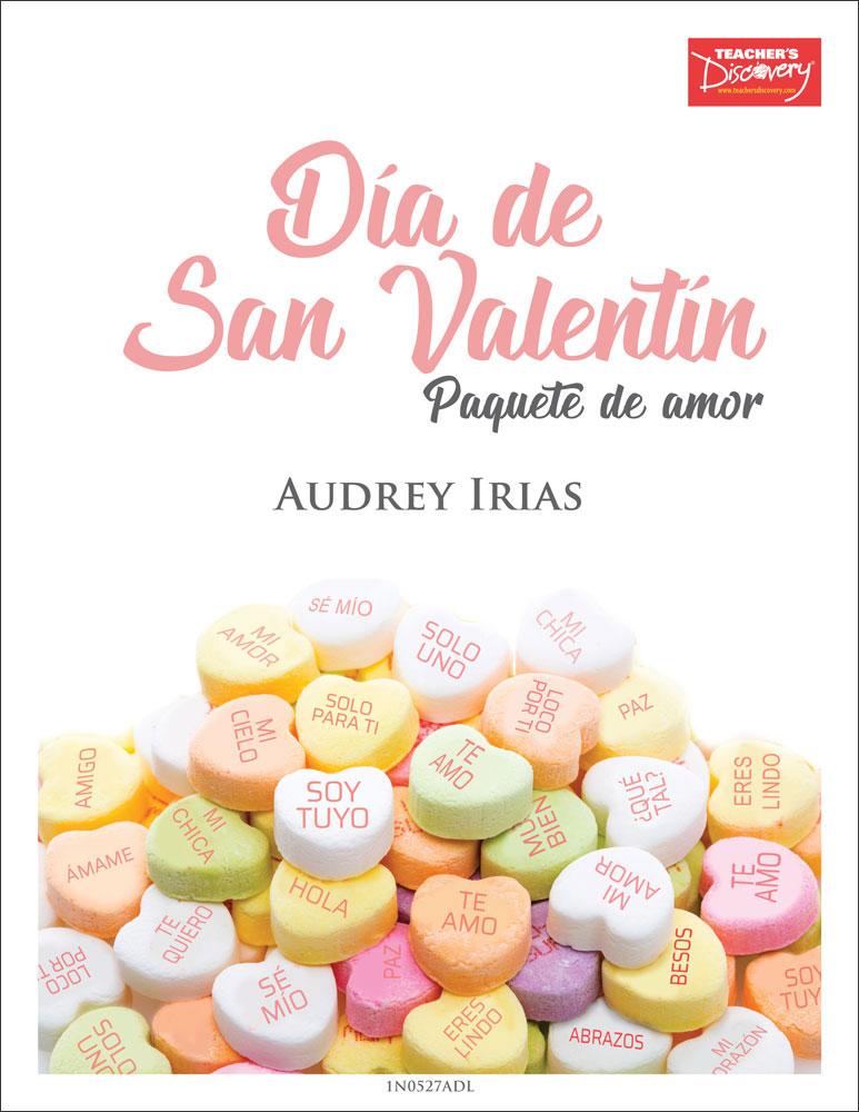 Día de San Valentín: Paquete de amor Spanish Level 1 Download
