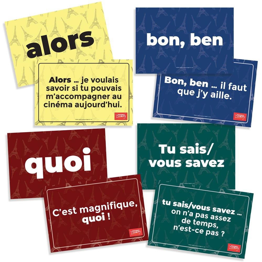 Tics de langage French Crutch Expressions