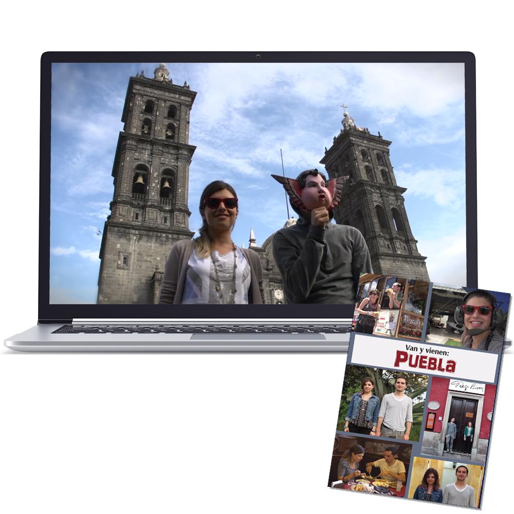 Van y vienen: Puebla Travel Video