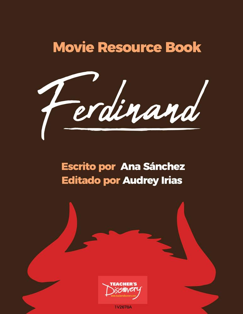 Ferdinand Spanish Movie Resource Book