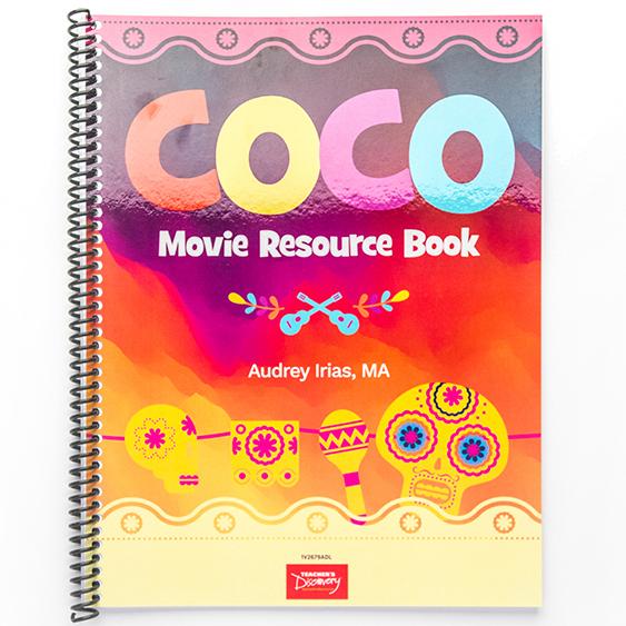 Coco SPANISH Movie Resource Book