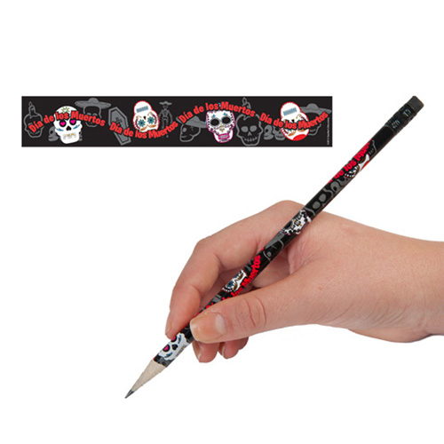 Day of the Dead Spanish Enhanced® Pencils