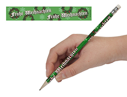 German Christmas Enhanced® Pencils
