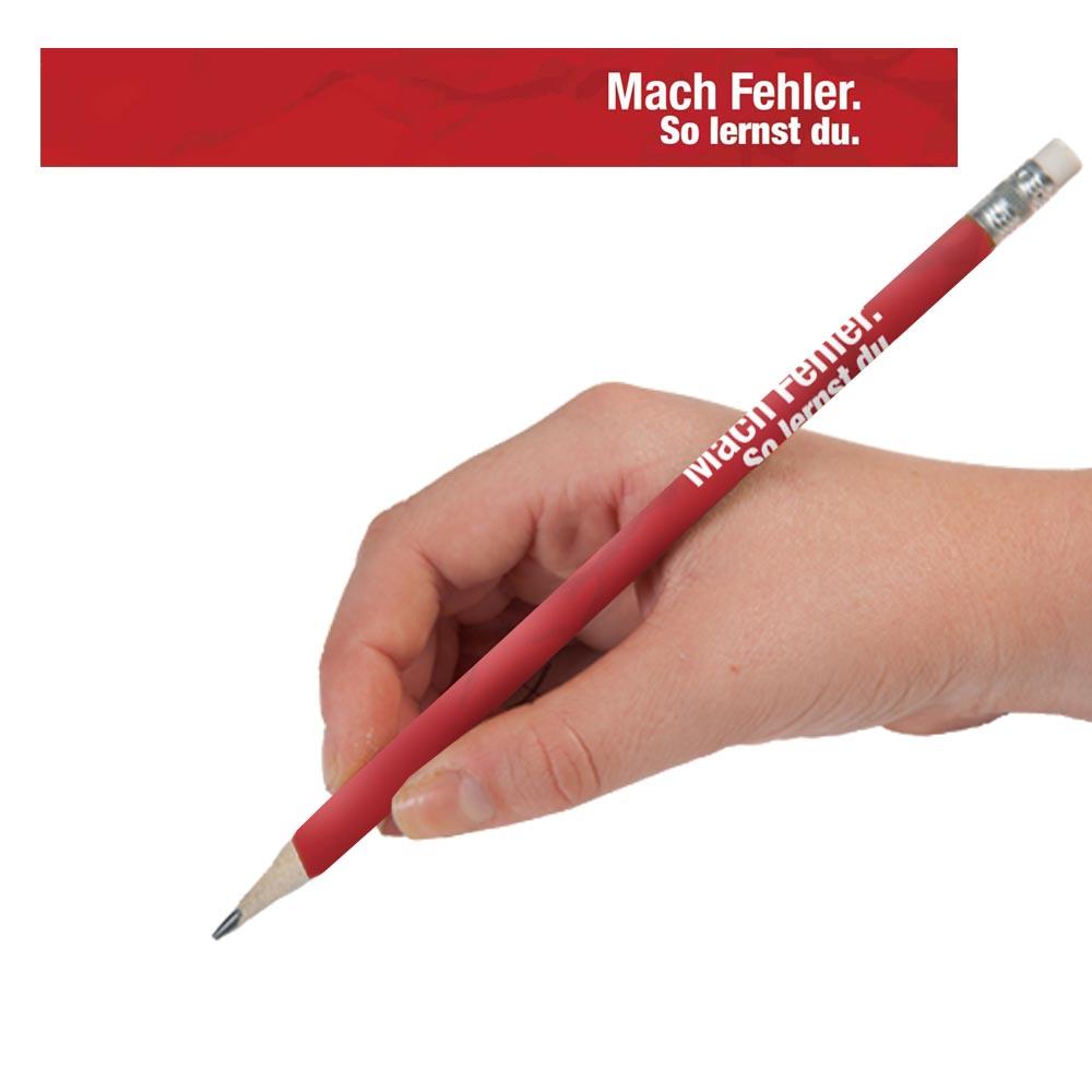 Make Mistakes German Enhanced® Pencils - One Dozen (12)