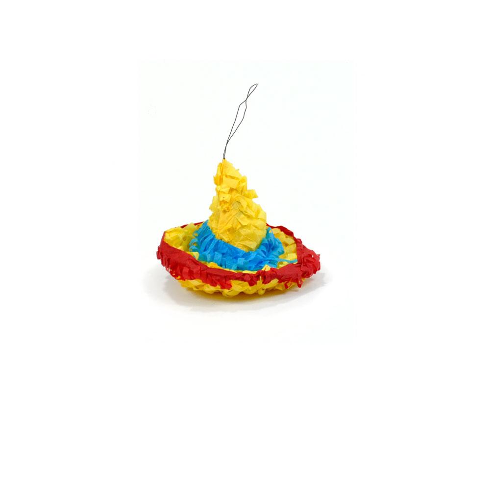 Mini-Sombrero Piñata