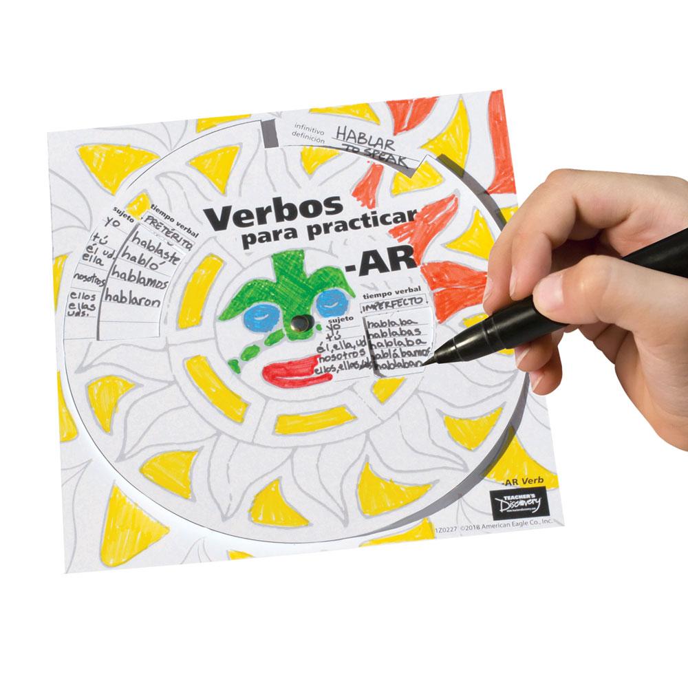 DIY Verb Wheel Kit