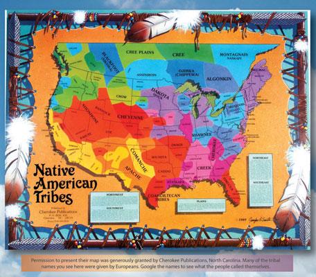 American Indian Art Traveling Exhibit