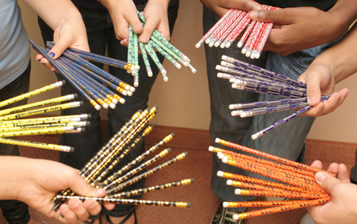 French Enhanced® Pencils by the Pound
