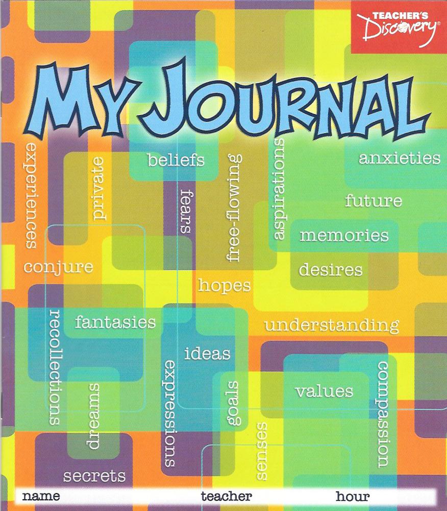 My Journal Print Set of 30