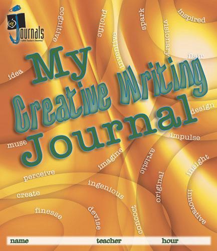 My Creative Writing Journal Print Set of 30 - My Creative Writing Journal  Print Set of 30