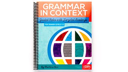 Grammar in Context Spanish Book